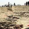 Irak'ta 400 kişilik toplu mezar bulundu