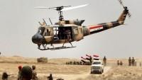 Irak savaş uçakları DEAŞ'a ağır darbe indirdi