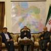Irak'ın Bedr Örgütü'nün birçok üyesinden İran'a teşekkür