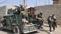 Musul'da bazı bölgeler IŞİD'den kurtarıldı
