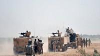 Irak'ta 'El'Ali ElFırat' ve 'El'Cezire' bölgesinde ikinci temizlik operasyonu