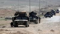 Irak ordusu Musul'un batısında bir mahalleyi daha kurtardı