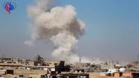 Al Anbar Bölgesinde 14 Terörist Öldürüldü