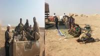 Musul'a Bağlı Şehrzad Ve Huveytella Köyleri İşgalden Kurtarıldı