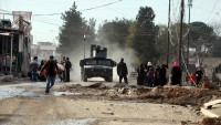 Musul'un Sahili Eyser Bölgesinde 38 IŞİD Teröristi Öldürüldü