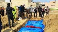 Amerikan Uçakları Yine Sivilleri Bombaladı: 25 Şehid