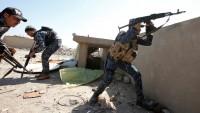 Musul'un El Nuri camisi etrafında çatışmalar sürüyor