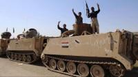 Irak ordusu DEAŞ'a karşı operasyon için son hazırlıklarını tamamladı