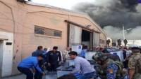 Irak başbakanı: Oy sandıklarının yakılması Irak demokrasisi ve güvenliği aleyhinde bir girişimdir