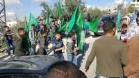 Şehit Umeyr Şehhade Yüzlerce Kişinin Katıldığı Törenle Toprağa Verildi 