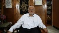 Yaralanan Mescid-i Aksa Hatibi Şeyh Sabri Net Konuştu: Siyonist İşgalciler Mescidi Aksayı Derhal Terk Etsin