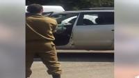 Araçla Düzenlenen Şehadet Eyleminde Biri Ağır 3 Siyonist Asker Yaralandı