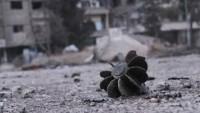 Tekfirci Teröristler Şam'ın Harasta Bölgesini Füzelerle Vurdu. 3 Şehid 21 Yaralı