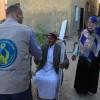 Foto: İran İslam Cumhuriyetine Bağlı İmam Humeyni Yardım Komitesi Gazze Halkına Gıda Yardımı Yapıyor