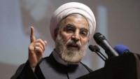 Hasan Ruhani: İran ABD'nin yaptırımlarına kesin tepki verecektir
