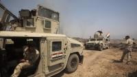 Irak'ta 61 IŞİD Teröristi Öldürüldü