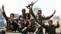 Suriye ordusu Hama kırsalında 50 teröristi öldürdü