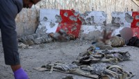 Afganistan'da Amerikan askeri üniformalı teröristler öldürüldü