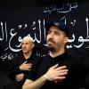 Aşura gününde Türk ziyaretçilerin Mutahhar Rezevi Türbe'de yas tutması