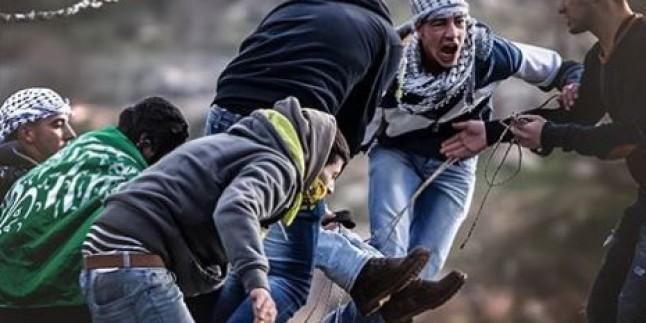 Foto: Batı Şeria ve Gazze Halkı Bugünde Sokaklardaydı