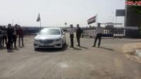 Suriye-Ürdün Sınır Kapısı Yeniden Hizmete Açıldı