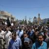 FOTO- Gazze Halkı Dünya Kudüs Gününü Kutluyor