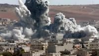 Koalisyon Uçakları Rakka'da Sivilleri Vurdu