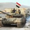 Suriye ordusu, İdlip ve Hama'nın çevresinde teröristleri vurdu