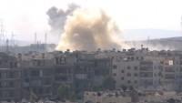 Suriye Ordusu'ndan Büyük Zafer