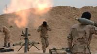 Suriye Ordusu, Şam'ın Doğusundaki Teröristlerin Saldırılarını Püskürttü