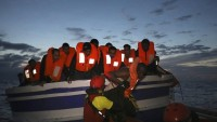 250 Göçmen Akdeniz'de Kayıp