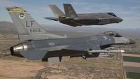 Mısır Savaş Uçakları Libya'nın Doğusundaki Hedefleri Bombaladı