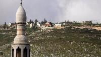 İsrail'den Filistin köyüne 'ezan yasağı'