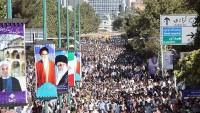 Foto: İran Cumhurbaşkanı Hasan Ruhani'nin Kürdistan Eyaletini Ziyaretinden Görüntüler