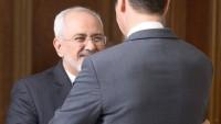 Foto: Suriye Cumhurbaşkanı Beşşar Esad İle İran Dışişleri Bakanı Cevad Zarif Görüştü