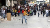 Batı Yaka'da Dün Çıkan Çatışmalarda 169 Filistinli Yaralandı