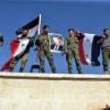 Foto: Suriye Ordusu, Halep kırsalı Hadır Beldesini teröristlerden temizledi