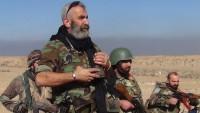 Suriyeli Kahraman General İsam Zahreddin'in Sağlık Durumu İyi
