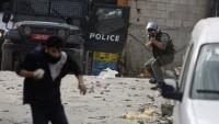 Siyonist İşgal Güçleri Şufat Mülteci Kampı'nda 20 Filistinliyi Gözaltına Aldı