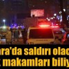ABD: Saldırı olacağını Türk makamları biliyordu