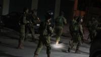 Siyonist İşgal Güçleri Filistinli Şehitlerin ve Bir Esirin Evlerini Yıktı