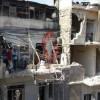 Teröristler Suriye Halkını Cuma Namazı Esnasında Füzelerle Vurdu: 4 Şehid