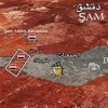 Suriye Ordusu Şam Kırsalında Teröristlere Ağır Darbe Vurdu