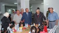 Suriye'nin Hama Kentinde Yetim Çocuklara İftar Yemeği