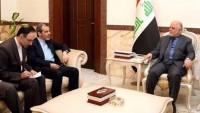 İran'ın Bağdat Büyükelçisi, Irak Başbakanı ile görüştü