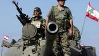 Lübnan Ordusu, Teröristlerin Mevki ve Araçlarını Top Ateşine Tuttu