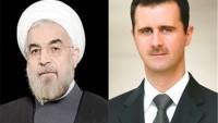 Hasan Ruhani: İran Milleti Suriye Milletinin Yanında Yer Almaktadır