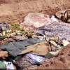 Suriye'de Yeni Bir Toplu Mezar