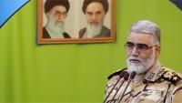 İran: Stratejimiz, teröristleri sınıra yaklaşmadan yok etmektir