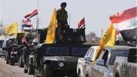 Irak Gönüllü Halk Güçlerinin Musul Eksenlerindeki İlerleyişi